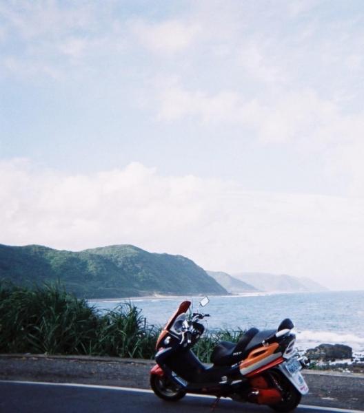 東海岸的秀麗風景